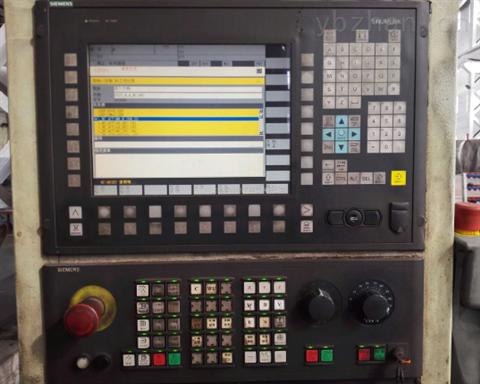 西门子840D系统数字键和键盘不灵