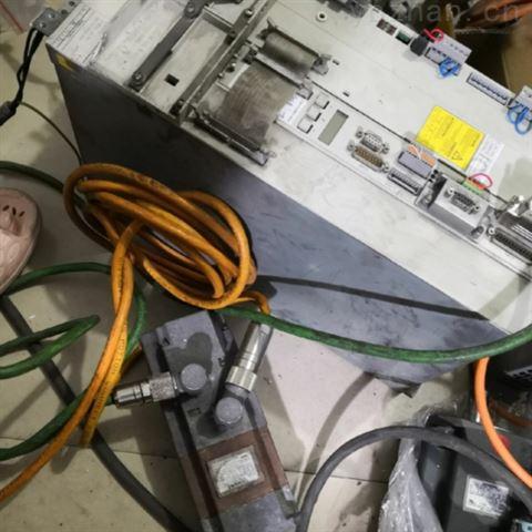 西门子611伺服控制器上电就报E-B510