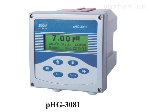 在线PH计pHG3081