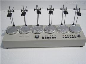 CJJ-4多头磁力加热搅拌器