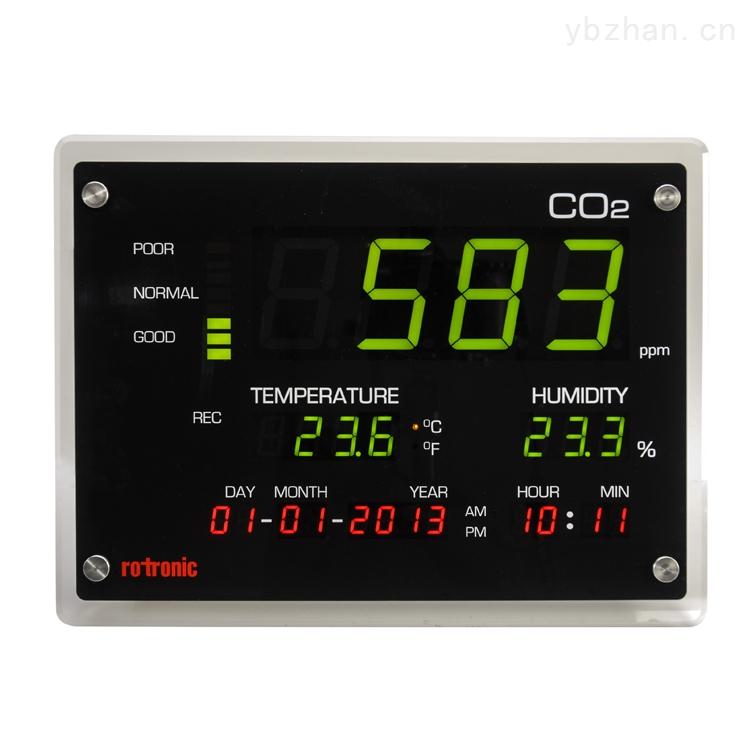 罗卓尼克CO2 DISPLAY记录器