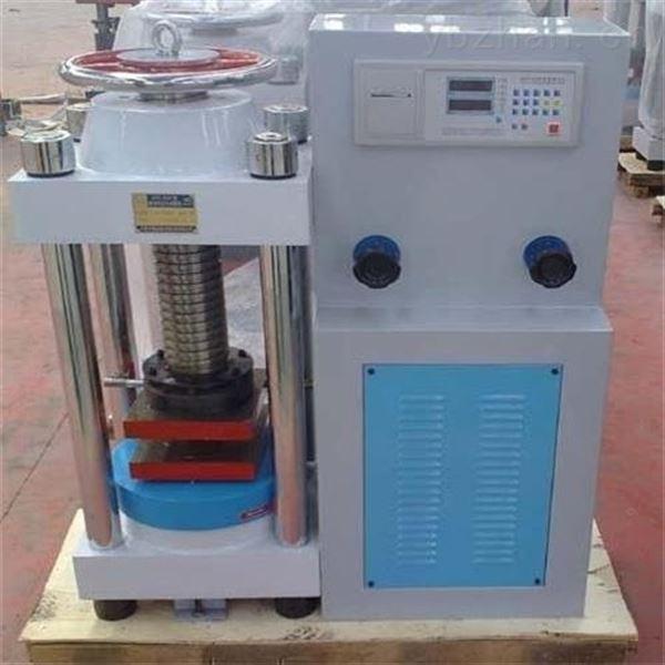 YES系列电动丝杠压力试验机