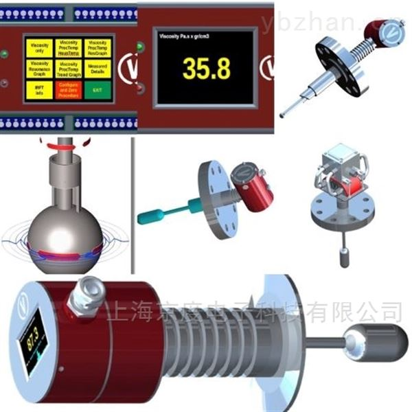 聚酯PBAT/PET在线粘度传感器