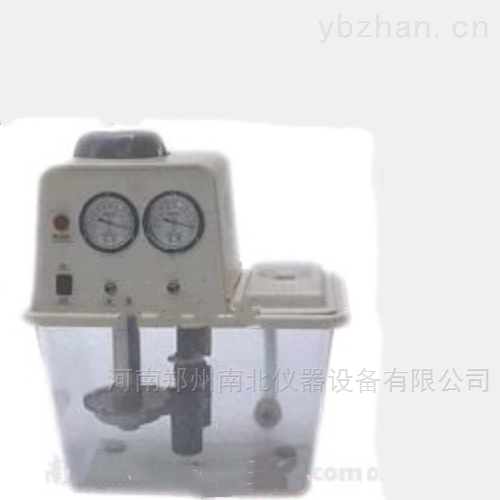 SHZ-D(Ⅲ)透明水箱循环水真空泵