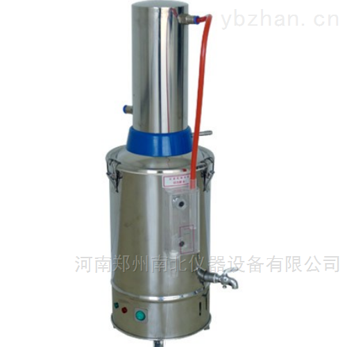 YN-ZD-10普通型不锈钢电热蒸馏水器