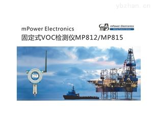 美国盟莆安MP812/815固定泵吸式VOC探测器