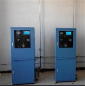 8040型氨氮在线检测仪纳氏试剂比色法