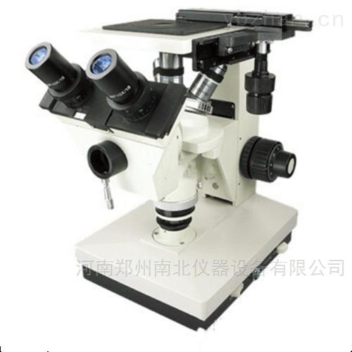 XDJ-300倒置金相显微镜