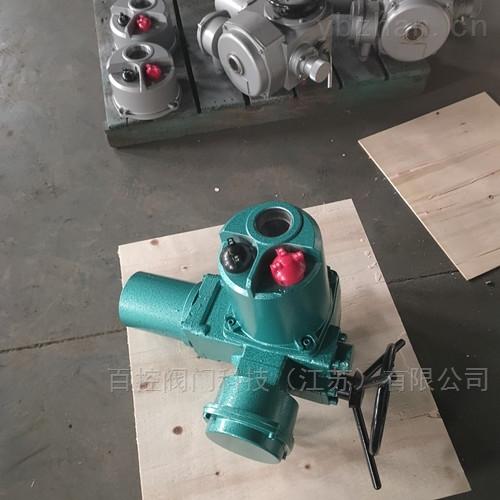 部分回转电动执行机构阀门电动装置