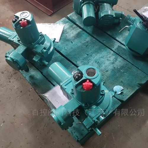 DKJ系列调节型电动执行器