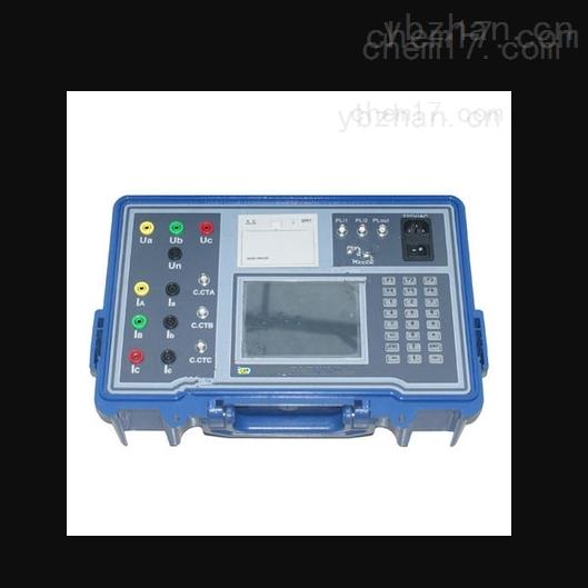 扶余市承装修试0.05级三相电能表现场校验仪