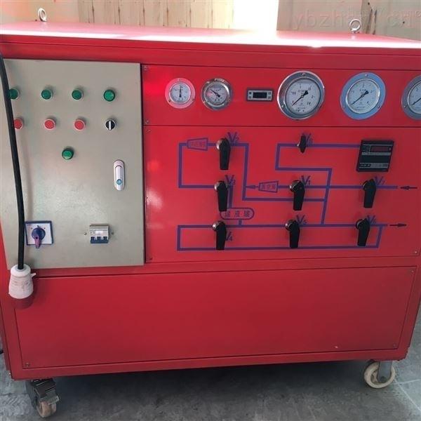 承修四级设备六氟化硫回收回充装置