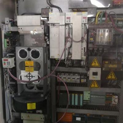 西门子6SE70变频器烧模块IGBT原配件修复