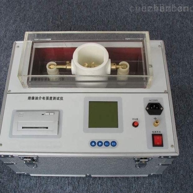 六杯型全自动绝缘油介电强度测试仪