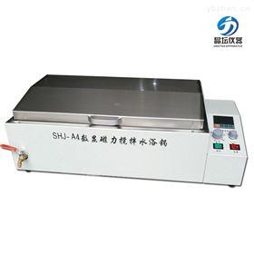 SHJ-A4水浴恒溫磁力攪拌器