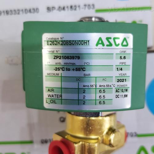 阿斯卡ASCO流量控制阀E262K208S0N00H1
