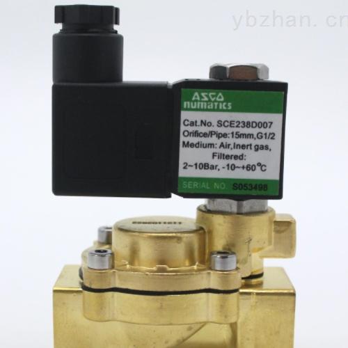 美国ASCO2位2通通用型阀EFHT8327G041