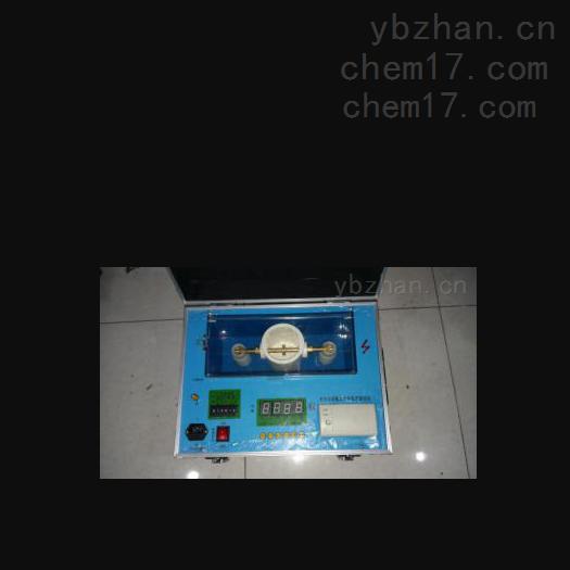 哈尔滨市油介损及油体积电阻率测试仪