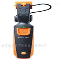 testo115i表面- 无线迷你管钳式温度测量仪