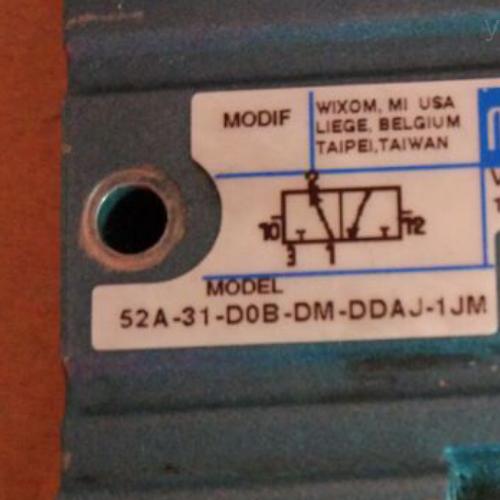 MAC单电控常闭电磁阀技术图纸