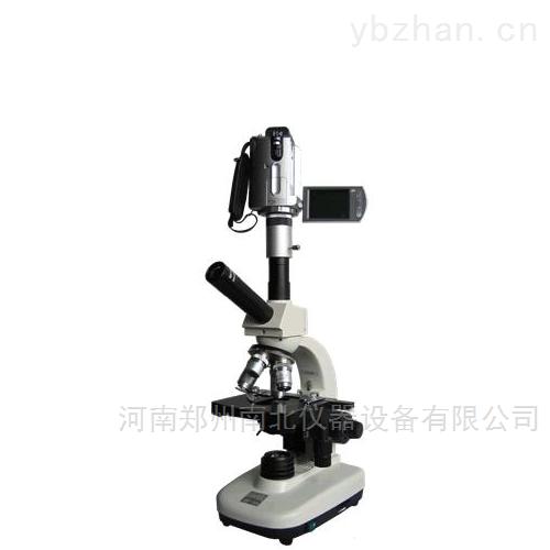XSP-BM-5CAS数码生物显微镜