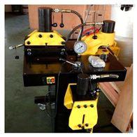 液压弯排机适用却E宽度50-125mm,厚度5-12mm