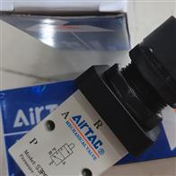 机械阀2V02508B-AirTAC亚德客流体控制阀S3PF06B