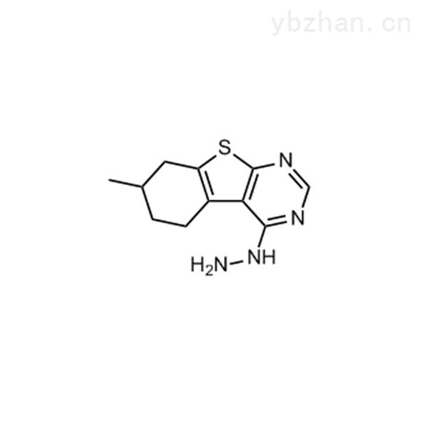 4-Hydrazinyl-7-methyl-5,6,7,8-tetrahydrobenzo[4,5]thieno[2,3-d]pyrimidine