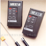 TES-1310数字式温度表分析