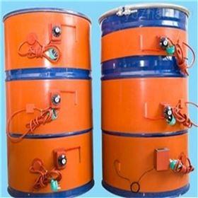 硅橡胶油桶电加热器