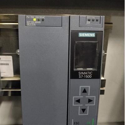 西门子1517-3 PN/DP中央处理器修复检测中心