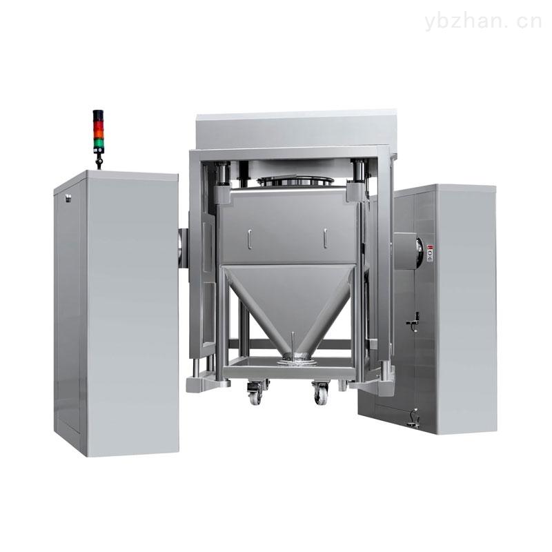 HZD系列自动提升料斗混合机