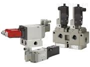 河南-SMC排氣閥-先導式3通電磁閥VP
