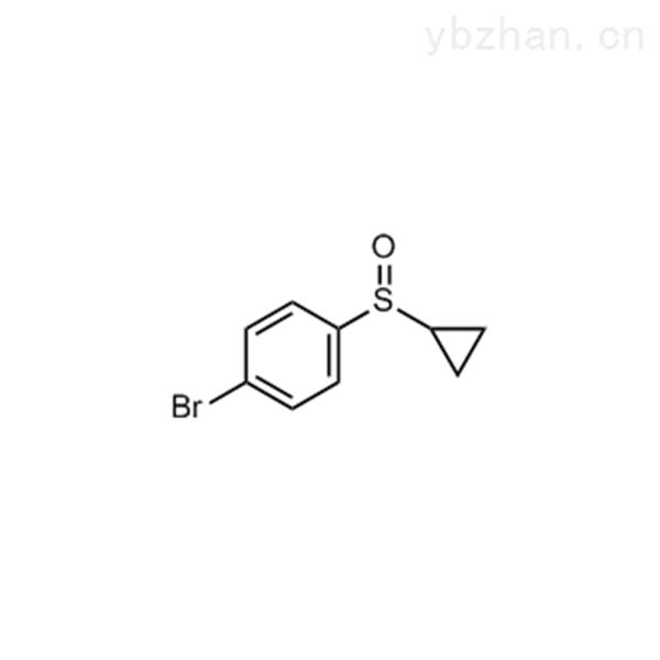 1-Bromo-4-(cyclopropylsulfinyl)benzene