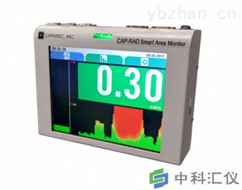 美国CAPINTEC.INC CAP-RAD智能区域辐射监测仪