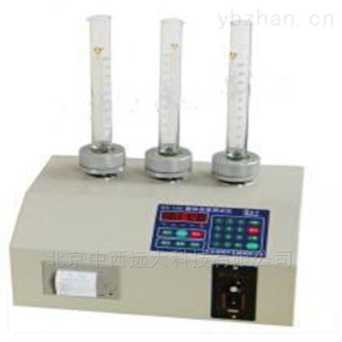 粉体振实密度仪型号:JX93/HY-100C