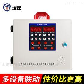 YA-k112S瑶安氨气报警器控制器二路主机