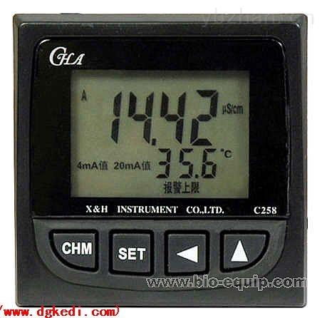 电导率分析仪C258