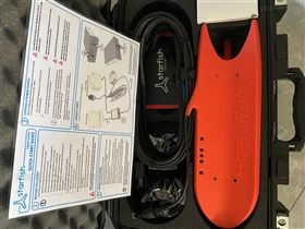 StarFish 990F高分辨率侧扫声纳/暗管排查探测声纳