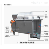 科迪生产混合气体二氧化硫腐蚀试验箱