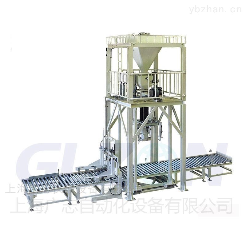广志生产铸造材料包装机械