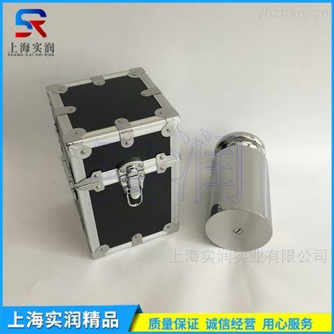 药厂校秤砝码10kg不锈钢圆柱形法码