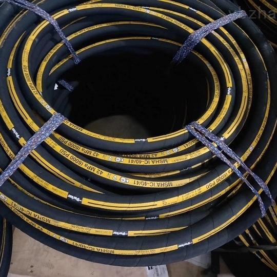 派克PARKER液压工业标准橡胶软管