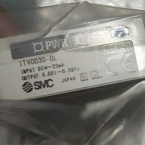 单体型日本SMC薄型电气比例阀