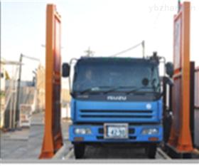BNC-100通道式车辆放射性监测系统