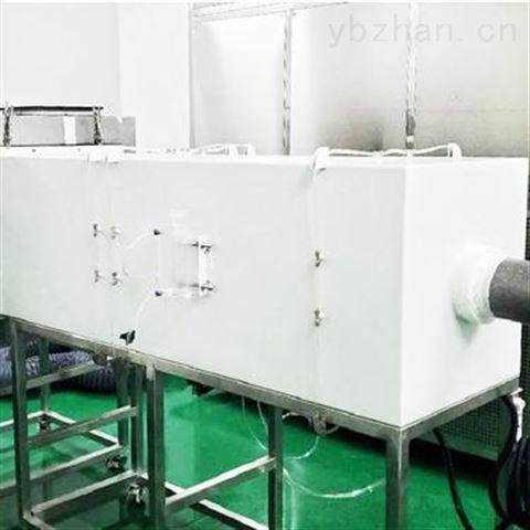 有效换气率净送风率试验台实验室