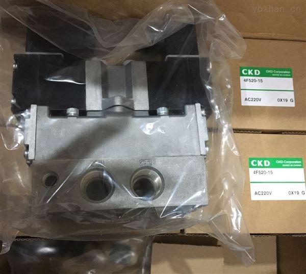 VLM-25-AC200V喜开理CKD慢开型燃烧控制阀