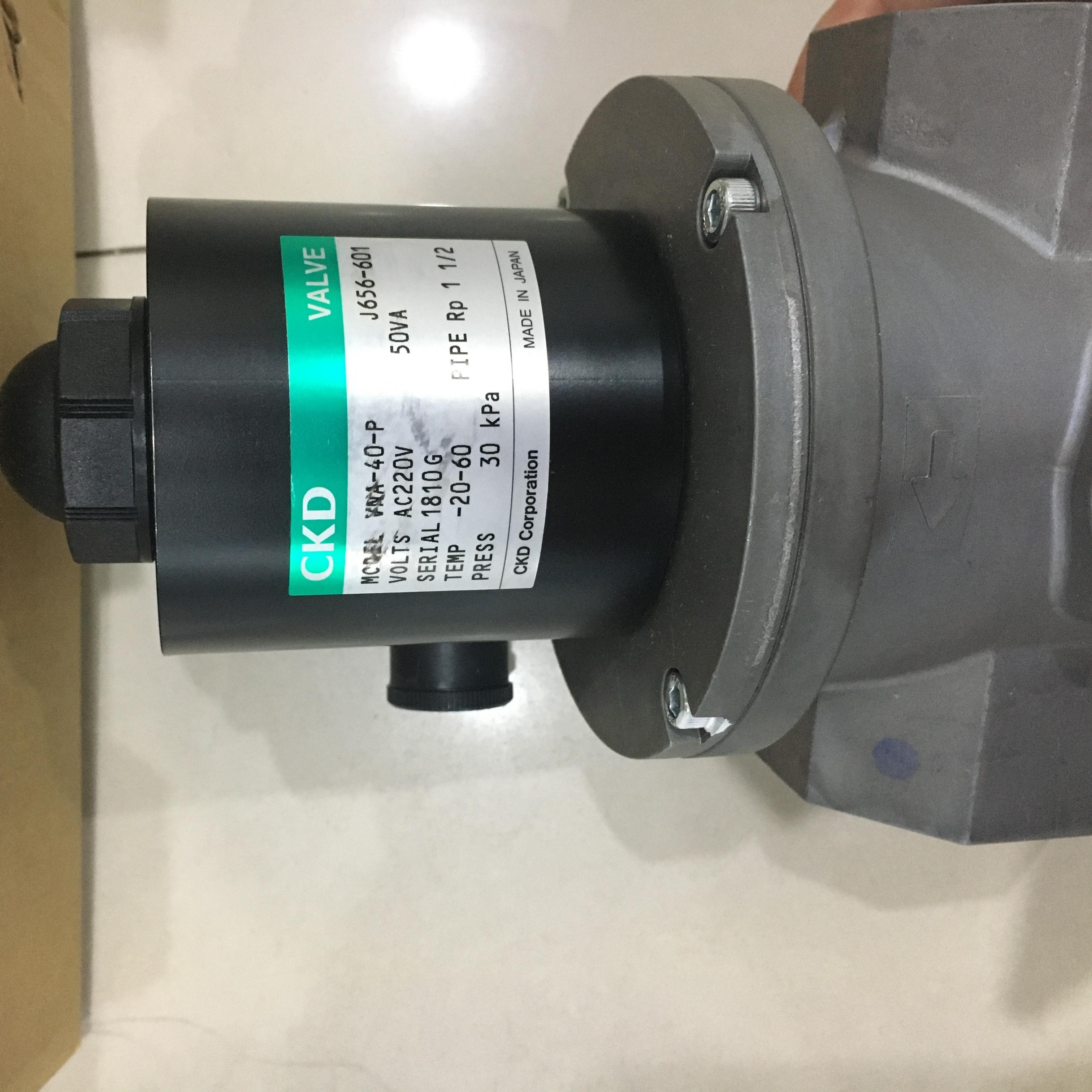 VNA-40-H-DC24V喜开理CKD电磁阀主要特点