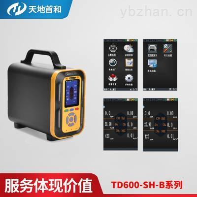 TD600-SH-B-HCN手提式手提式分析仪防爆等级:ExiaⅡCT4