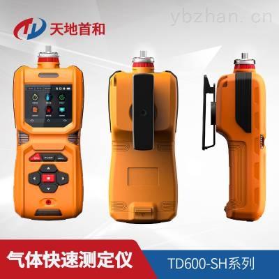 TD600-SH-H2泵吸式氢气检测报警仪 便捷式气体监测仪
